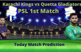 Lahore Qalandars vs Peshawar Zalmi-Today Match Prediction Hindi